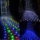220V 100/300LED Net String Fairy Light Xmas Party Wedding Outdoor Waterproof