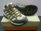 Merrell Womens Enuma Dk.Earth MutliTextile Breathable Mesh/Cushioned Trainers