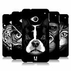 HEAD CASE DESIGNS BIG FACE ILLUSTRATED SERIES 2 CASE COVER FOR HTC ONE
