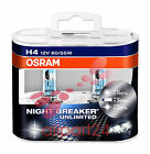 Osram Night Breaker UNLIMITED H1 H4 H7 HB3 HB4 +110% 12V DUO-Box NBU NEU&OVP