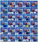2 NEW NFL FOOTBALL RETIRED GUMBALL HELMET MINI MAGNETS & STICKER -PICK YOUR TEAM $7.99 USD on eBay