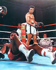 MUHAMMAD ALI v GEORGE  FOREMAN (BOXING) PHOTO PRINT 09