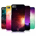 HEAD CASE PRINTED STUDDED OMBRE PROTECTIVE BACK CASE COVER FOR BLACKBERRY Z10
