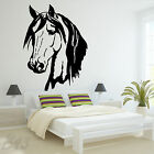 Horse Head Large Wall Art Decal Vinyl Sticker For Bedroom Or Living Room