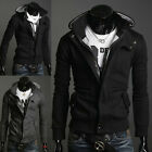 Hot New Fashion Fall winter men slim clothes casual coats jacket outwear S-XL PJ