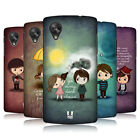 HEAD CASE CUTE EMO LOVE PROTECTIVE BACK CASE COVER FOR LG GOOGLE NEXUS 5 D821
