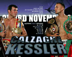 JOE CALZAGHE v KESSLER (BOXING) PHOTO PRINT 06