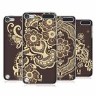 HEAD CASE HENNA PROTECTIVE HARD BACK CASE COVER FOR APPLE iPOD TOUCH 5G 5TH GEN