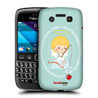 HEAD CASE CUPID PROTECTIVE SNAP-ON HARD BACK CASE COVER FOR BLACKBERRY BOLD 9790