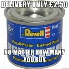 Revell Hobby Model Paints 14ml - Delivery only £2.50 no matter how many you buy