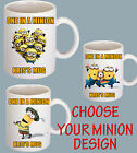 Mugs New Design !despicable Me 2 One In A Minion-add Your Name-personalized Mugs