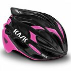 KASK Mojito Lady Pro Tour Road Cycling Helmet - Black/Pink