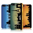 HEAD CASE DESIGNS SKYLINE SERIES 3 CASE COVER FOR APPLE iPHONE 5 5S