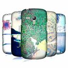 HEAD CASE DESIGNS POSITIVE VIBES BACK CASE FOR SAMSUNG GALAXY S3 III MINI I8190