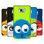 HEAD CASE DESIGNS FUZZBALLS CASE COVER FOR SAMSUNG GALAXY S2 II I9100