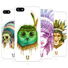 HEAD CASE DESIGNS HEADDRESS CASE COVER FOR APPLE iPHONE 5 5S