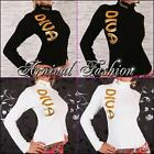 NEW SEXY WOMENS JUMPERS 6 8 10 12 KNIT SWEATERS FOR LADIES CARDIGAN JACKET S M L