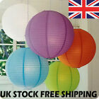 "12 X 12"" Multi-Color Chinese Paper Lantern Light Lampshade Wedding Party Deco"