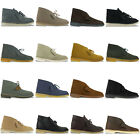 CLARKS ORIGINALS DESERT BOOT - VARIOUS COLOURS - BLACK/COLA/BROWN BNIB - RRP£95!