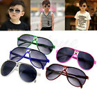 New Fashion Cute Children Girl Boy Baby Kids AC Lens PC Frame UV 400 Sunglasses