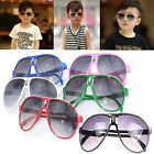 Fashion Cute Children Girl Boy Baby Kids PC Frame AC Lens UV 400 Sunglasses New