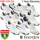 LADIES FOOTJOY LOPRO GOLF SHOES-NEW WOMENS FJ LEATHER WATERPROOF SPORT TOUR 2012