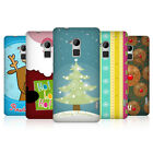 HEAD CASE DESIGNS MIX CHRISTMAS COLLECTION CASE COVER FOR HTC ONE MAX