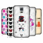 HEAD CASE DESIGNS PRINTED CATS CASE COVER FOR SAMSUNG GALAXY S5