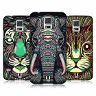 HEAD CASE DESIGNS AZTEC ANIMAL FACES 2 CASE COVER FOR SAMSUNG GALAXY S5