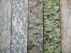 Camouflage 100% NYLON digital fabric air force ACU army marine digitals unal 1yd