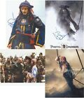 "Johnny Depp - POTC At Worlds End 10 x 8"" Signed PP Autograph"