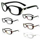 Brand New Women's Clear UV Lens DG Eyewear Trendy Retro Fashion Glasses Multi
