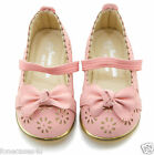 KIDS COURT SHOES GIRLS SMART FLAT HEELS PLATFORM SCHOOL MARY JANE SHOES SIZE