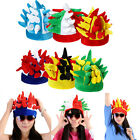 2014 FIFA World Cup Soccer Fans Souvenirs Show Party Cute Hedgehog Hat Cap Gift