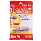 Micro-Pro XLarge Size Home Tidy Space Saving Vacuum Storage Bag - 80 x 100cm