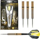 "Dave ""Chizzy"" Chisnall Gold 90% Tungsten Steel Tip Darts by Target - 22g or 24g"