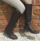 Mark Todd Milestone Tall Leather Boots Sizes 37 to 45 + Worldwide Shipping