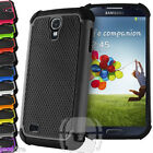 NEW SHOCK PROOF CASE COVER FITS SAMSUNG GALAXY S3 / S4 /  S4 mini / S5 / Ace 2X