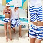 Couple Mens Womens Lovers Beach Surf Board Swim Shorts Trunks Hot Pants Swimsuit