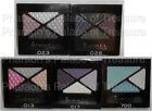 Rimmel Trio or Quad Eye Shadow - 3 PACK (Sweet Smoulder,Dark Signature,Maritime)