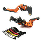 GAP Extendable Folding Brake Clutch levers for Triumph Daytona 955i Sprint 97-03