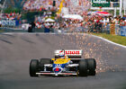 NIGEL MANSELL 03 (CANADA 1986 FORMULA 1) PHOTO PRINT