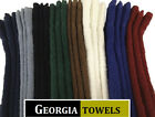 6 DOZEN SALON HAIR HAND TOWELS SOFT 100% COTTON 16X27 3#/DZ DOBBY BORDER PREMIUM