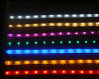 LED Strip Light Kits - Optional 9v Battery Box Scalextric Scenery/Trackside**