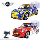 1:10 Official Mini Cooper S Rally Rechargeable RC Remote Radio Controlled Cars