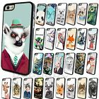 New Wild Animal Pattern Style Phone Hard Skin Cover Case For iPhone 5 5S 5C 4 4S
