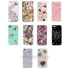 New Style Bling Handmade Phone Shell Hard Back Case Cover Skin for iPhone 5 5S