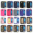 High Quality Heavy Duty Defender Camo Case For Samsung Galaxy S4 i9500