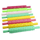 Various Cake Fondant Embossing Rolling Pin Sugarcraft Paste Decorating Tool Mold