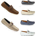 MENS BOYS ITALIAN LOAFERS MOCCASIN DRIVING CASUAL PARTY ITALIAN SLIP ON SHOES